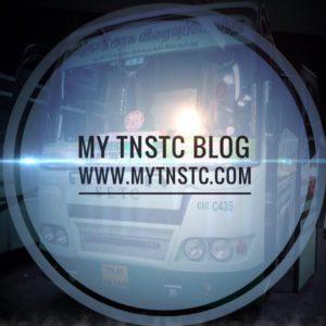 MY TNSTC Blog