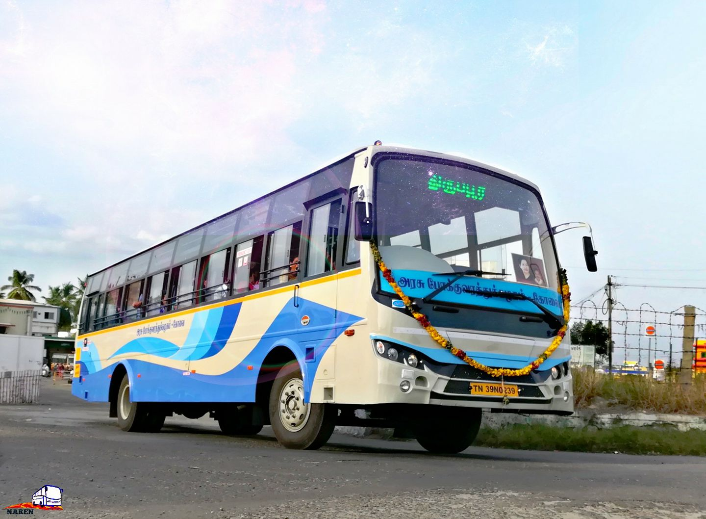 TNSTC End To End Service Bus Timings From Tiruvannamalai To Chennai